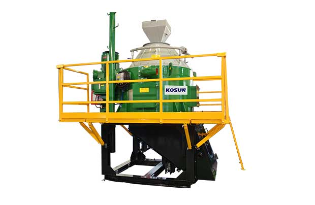 vertical cuttings dryer