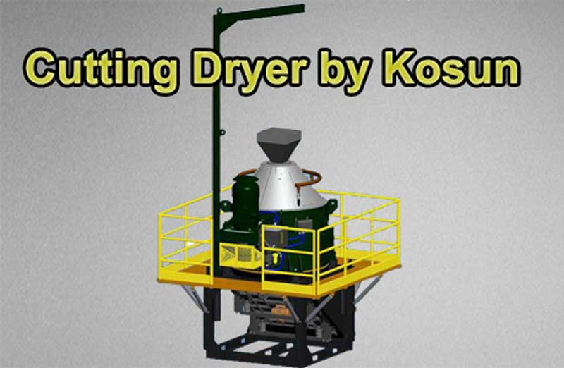 Cutting Dryer