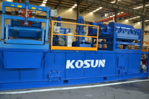 drilling waste treatment equipment