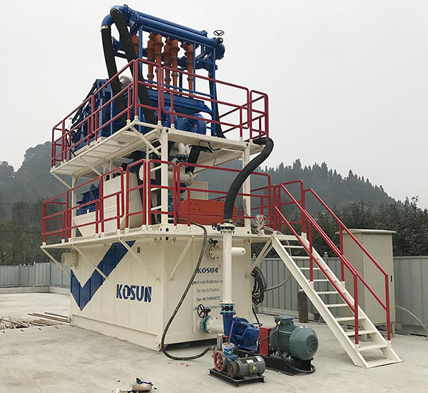 slurry treatment equipment