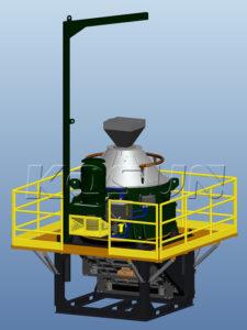 hazardous waste disposal equipment