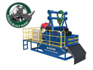 mud management equipment